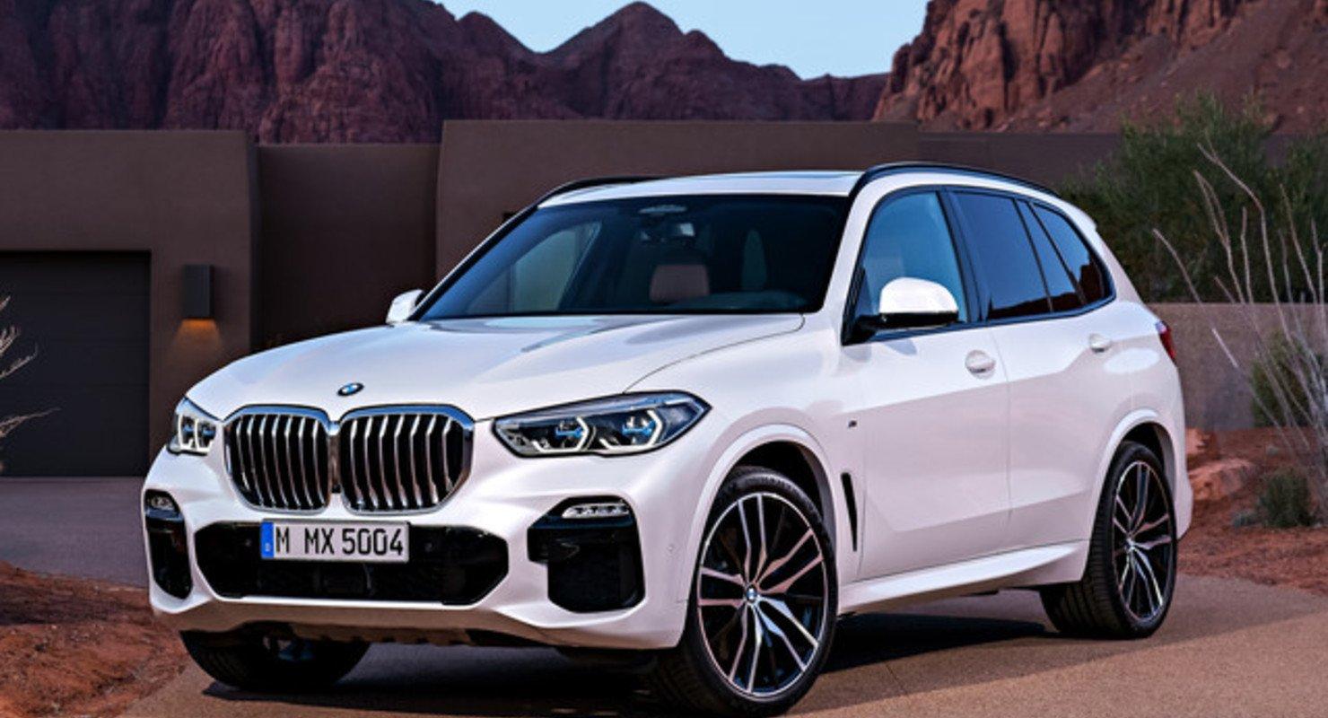 ТОП-3 внедорожников от BMW до 1 млн рублей Исследования