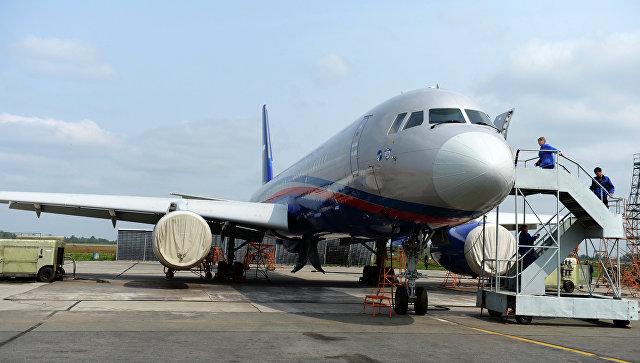 США отказались допустить новый Ту-214 к наблюдательным полетам военных