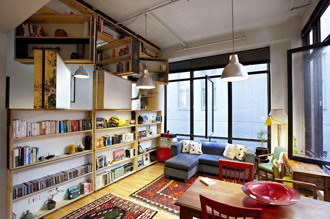 Гостиная by Bild Architecture