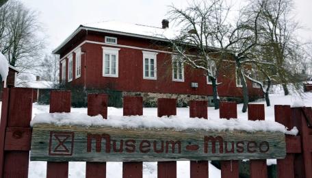 Краеведческому музею города Парайнен, где однажды ночевал Ленин, исполняется 90 лет