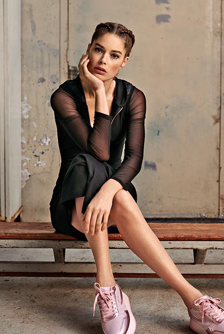 Секреты красоты Даутцен Крез: интервью с моделью Звезды / Интервью