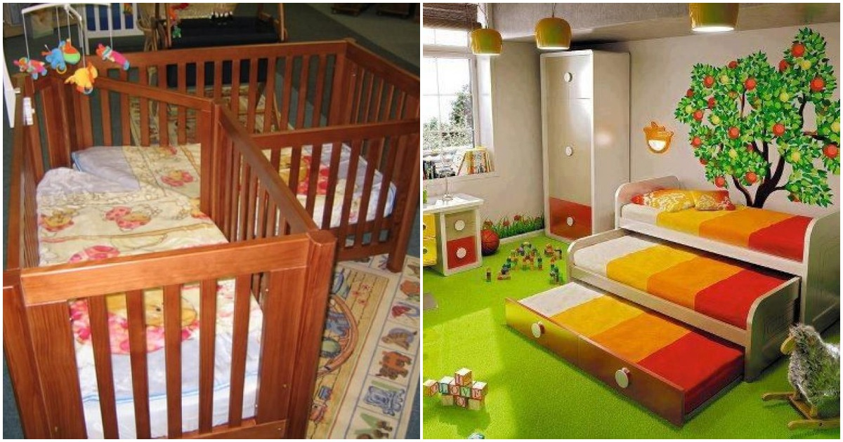 8 интересных идей по оформлению практичной и уютной детской комнаты
