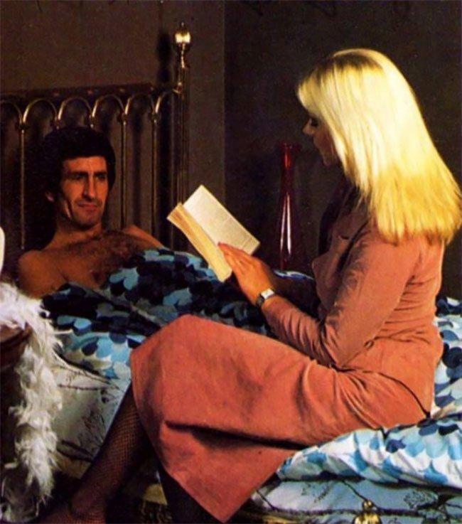 Как женщина соблазняет своего мужчину? женщина, мужчина, отношения, соблазн