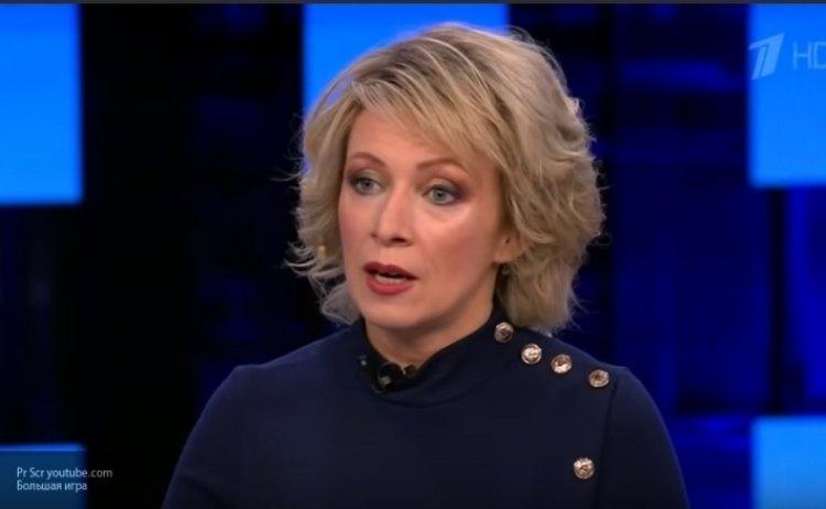 Захарова заявила, что отношениям РФ и США не нужна новая кнопка «перезагрузки»..