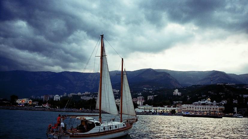 В Крыму рассказали о целях поездок украинцев на полуостров