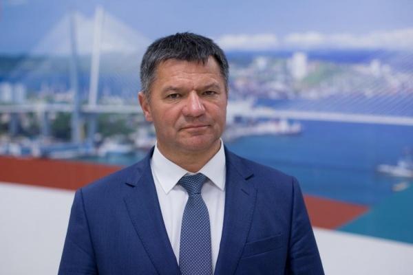 Навыборах губернатора Приморья победил единоросс Тарасенко
