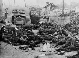 «Русские разбомбили Таллин в марте 1944-го»  Заявляют американские дипломаты, забыв, как авиация США громила в ту пору Европу