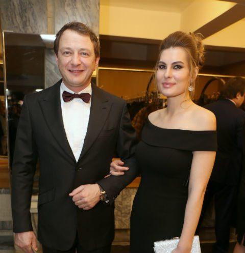 Марат Башаров помирился с женой