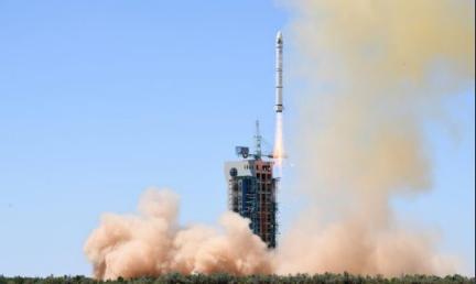 Китай вывел на орбиту спутник для мониторинга состояния мирового океана