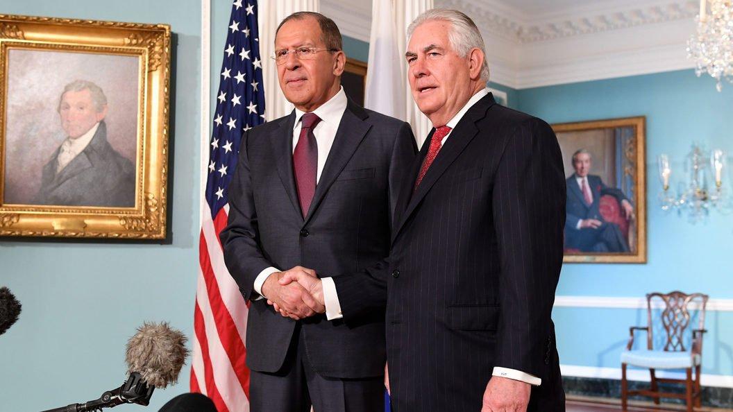 Итоги встречи Лаврова и Тилл…