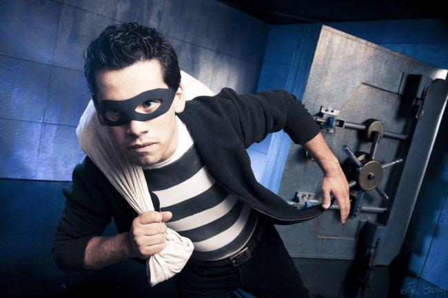 Самые громкие ограбления в мире