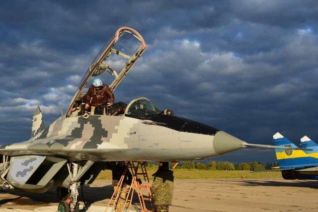 СМИ: ВВС Украины готовятся т…
