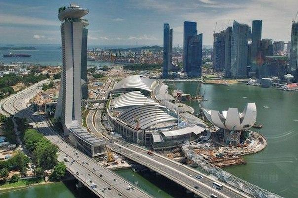 Сингапур занимает первое мес…