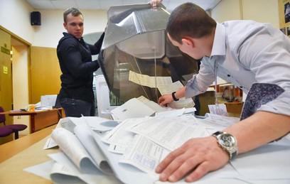 ЦИК обработал 99,75% протоколов: Путин набирает 76,67% голосов