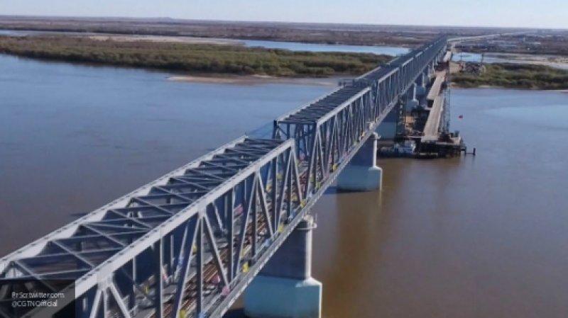 Политолог рассказал, как мост через Амур отразится на отношениях Москвы и Пекина