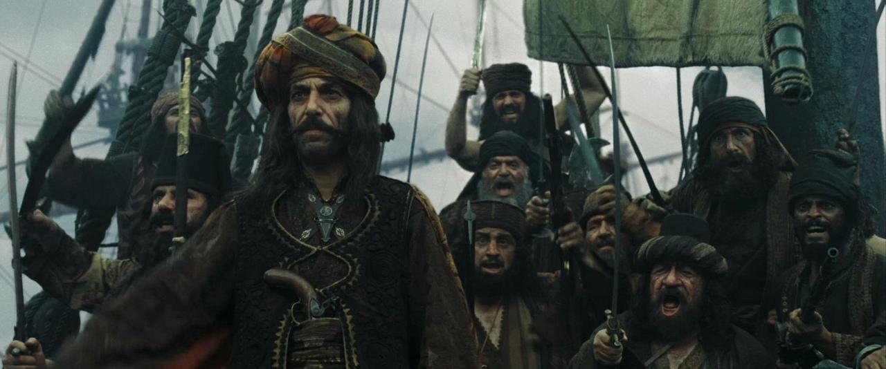 Берберские пираты или берберийские пираты