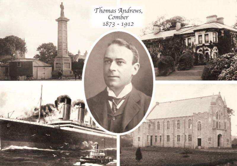 """Трагедия Томаса Эндрюса:  """"Титаник"""" унес на дно своего главного конструктора"""