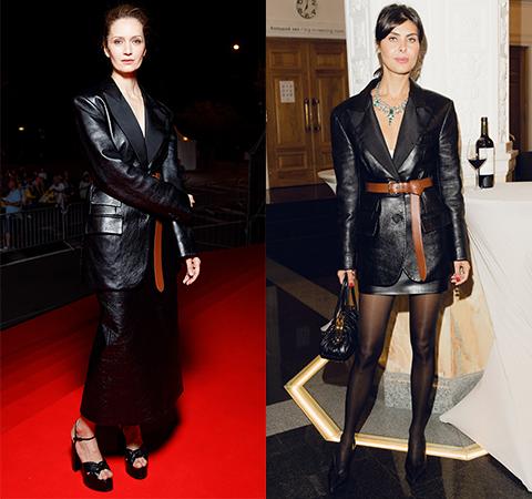 Модная битва: Виктория Исакова против Надежда Оболенцевой