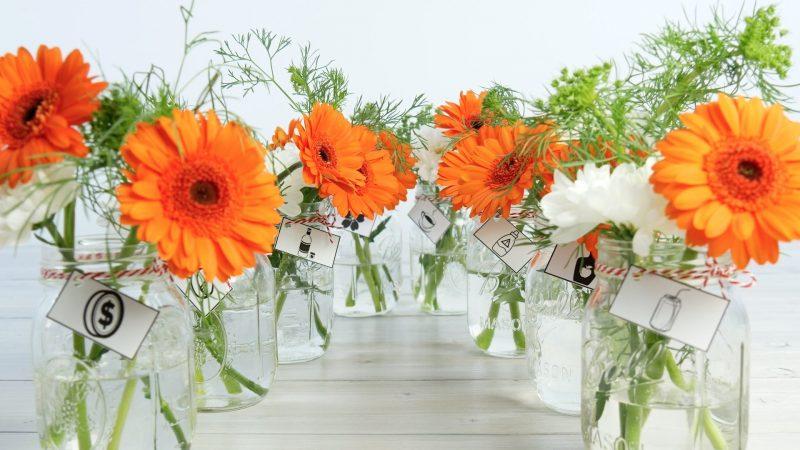 Эксперимент: испытываем 8 народных средств сохранить срезанные цветы свежими