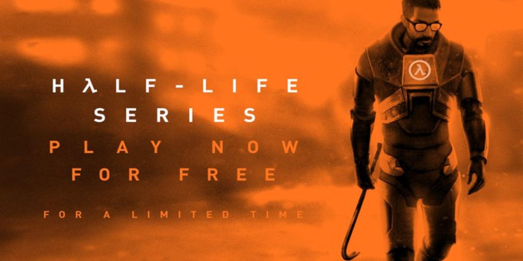 Half-Life 1 и 2 выложили бесплатно в Steam