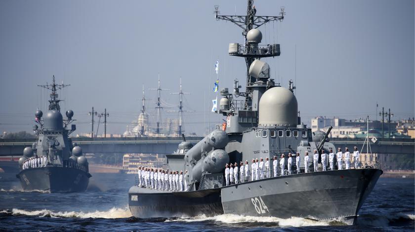 Морская мощь России напугала…