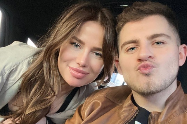 Возлюбленный Алексы Вячеслав Дайчев впервые стал отцом