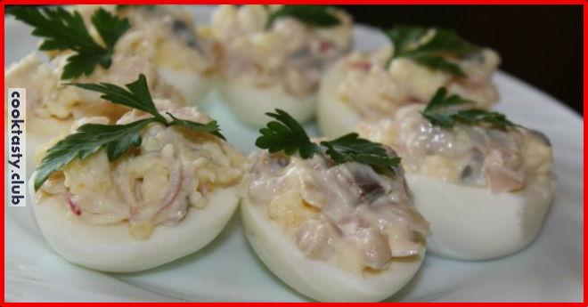 Закуски из яиц: 3 рецепта на любой случай