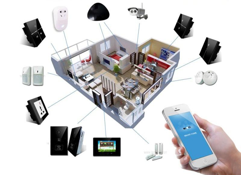 Покупка системы Умный дом в интернет-магазине ksimex-electro.com.ua