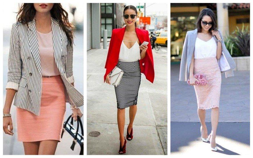 Не только в офис: как и с чем носить жакеты и блузки в выходные