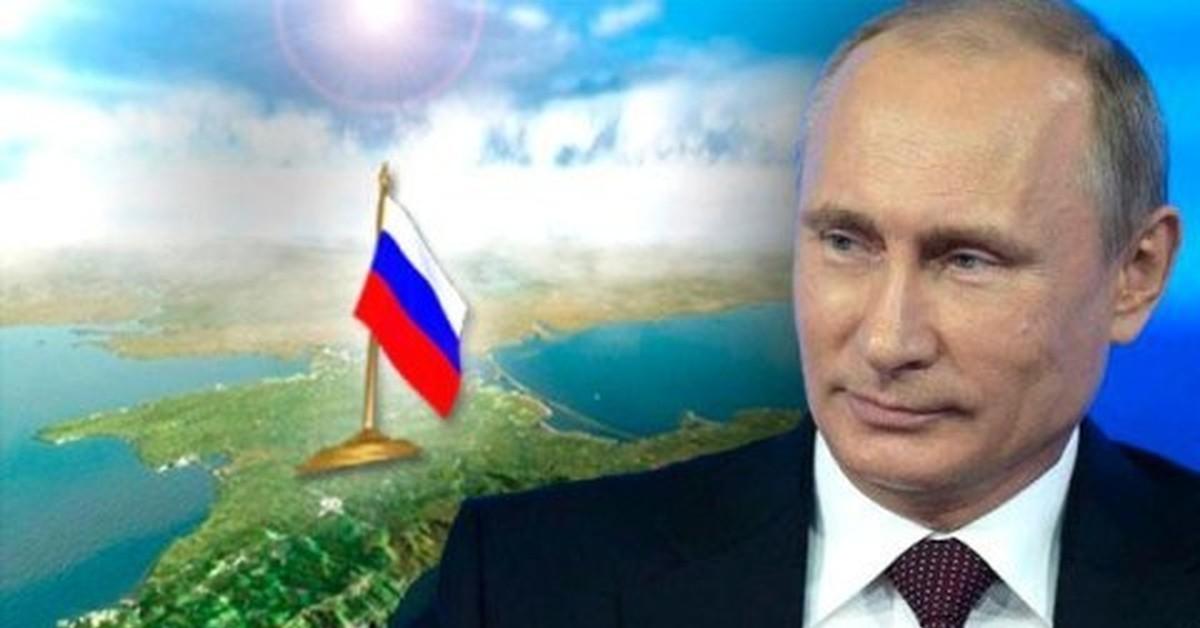 Крымская вилка Путина: Любоп…