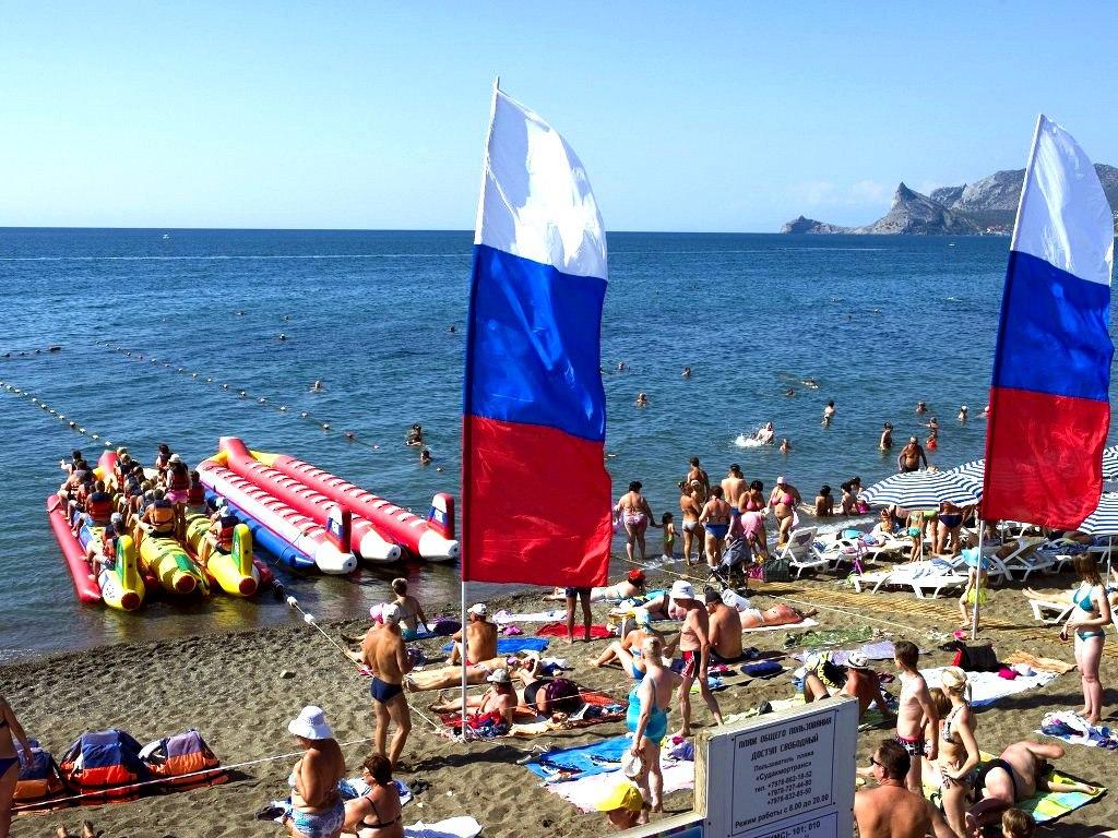Почему крымчане невзлюбили приехавших нынешним летом туристов