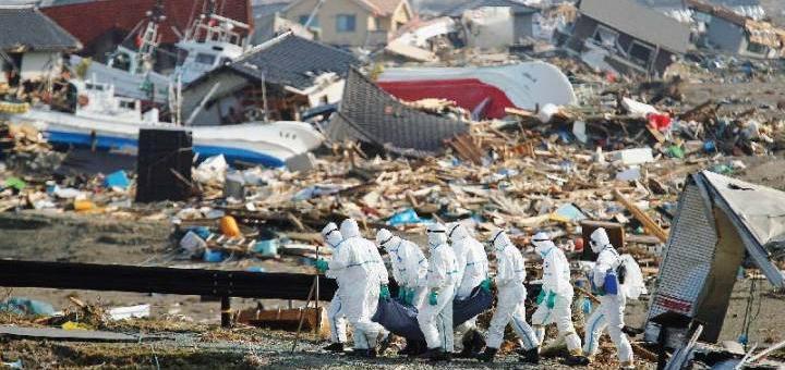Много вчера говорили о последствиях аварии в Фукусиме? Между прочим — годовщина