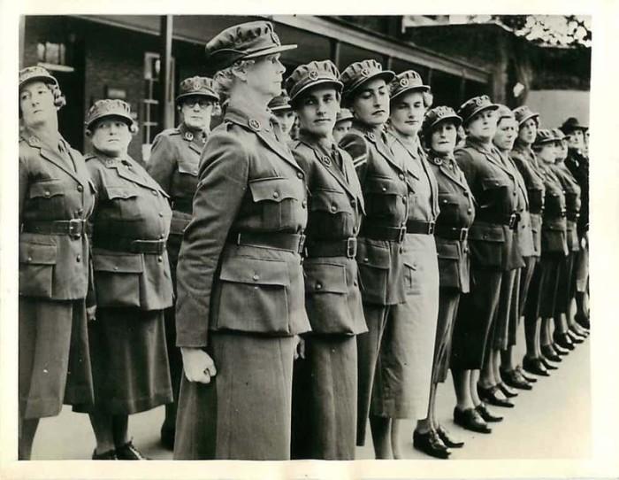 Добровольное военизированное подразделение.