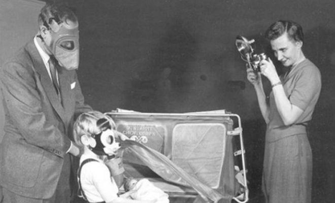 5 очень странных фото Второй мировой войны