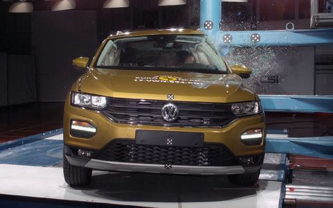 Euro NCAP по-российски: маши…