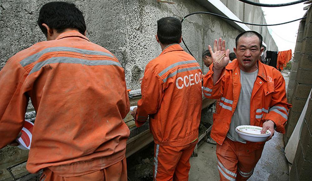 В Китае наказали чиновника, …