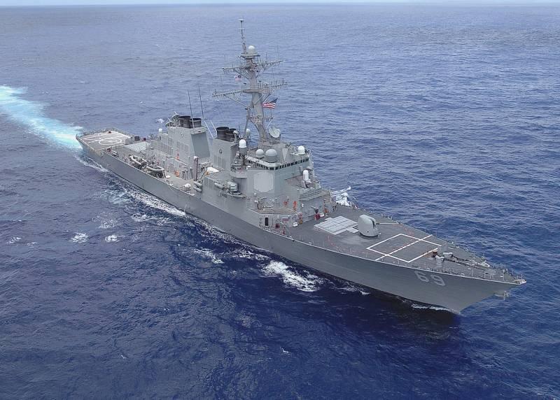 Пять компонентов, которыми ВМФ США победит любого врага вмф