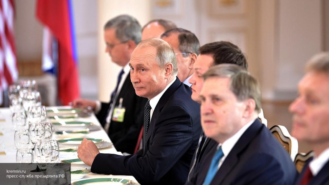 Путин: Россия продолжит эксп…