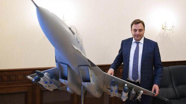"""Глава РСК """"МиГ"""": Мы готовы заменить парк МиГ-29 на новые МиГ-35"""