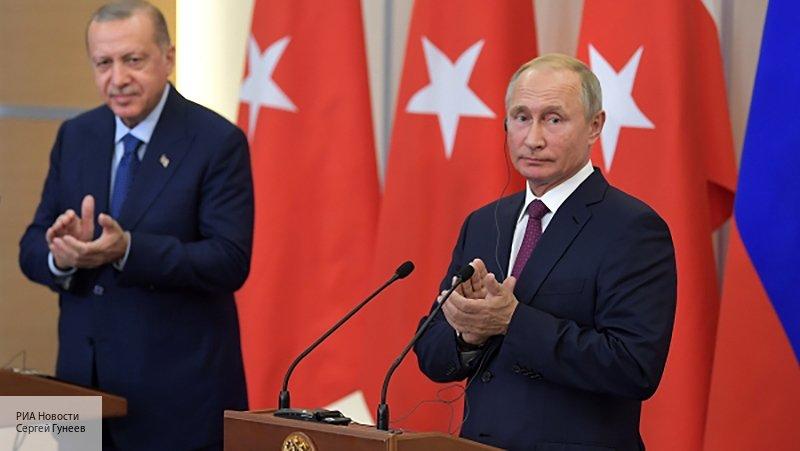 Путин и Эрдоган создадут дем…