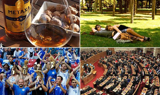 Интересные факты о Греции + Видео