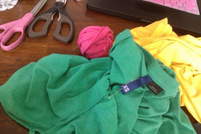 Как сделать напольные коврики: простые мастер-классы - Домоводство