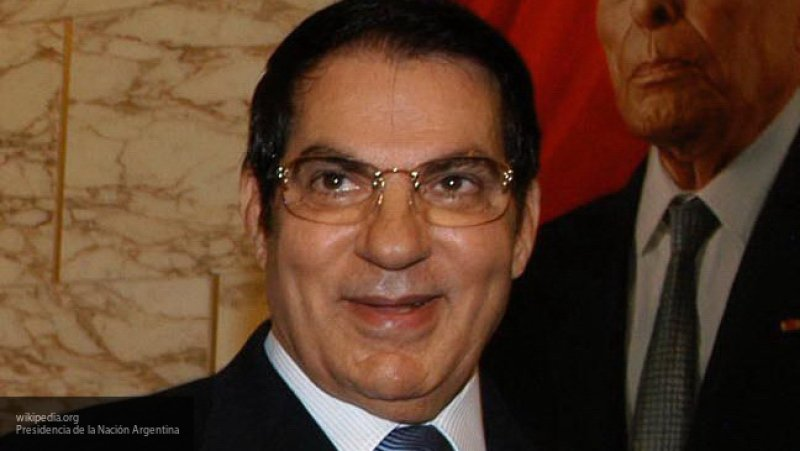 Умер экс-президент Туниса Зин аль-Абидин бен Али