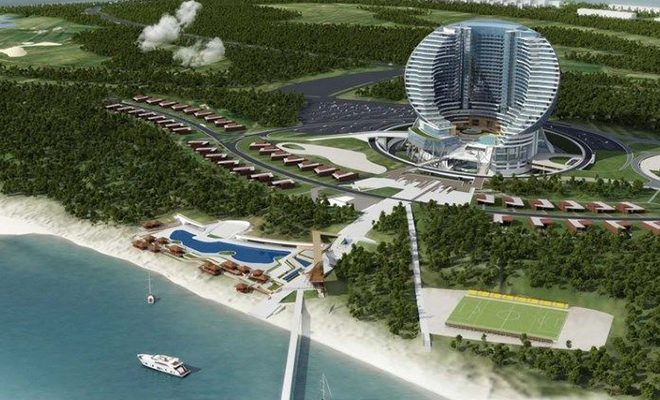 В Краснодарском крае в чистом поле собрались строить город-курорт. Хотят сделать как в Турции и Египте Культура
