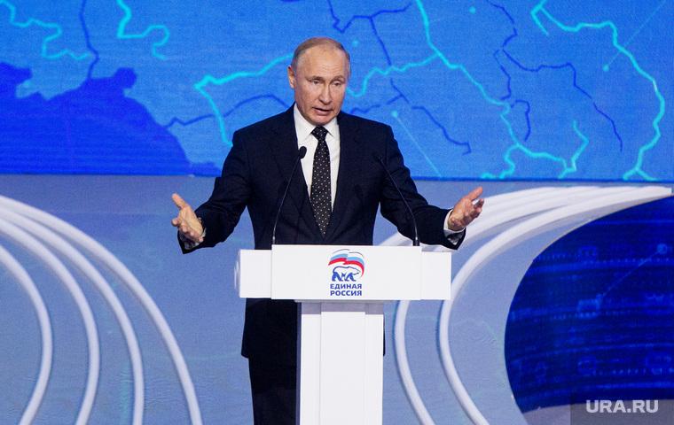 Источник: Путин может возглавить список ЕР на выборах в Госдуму