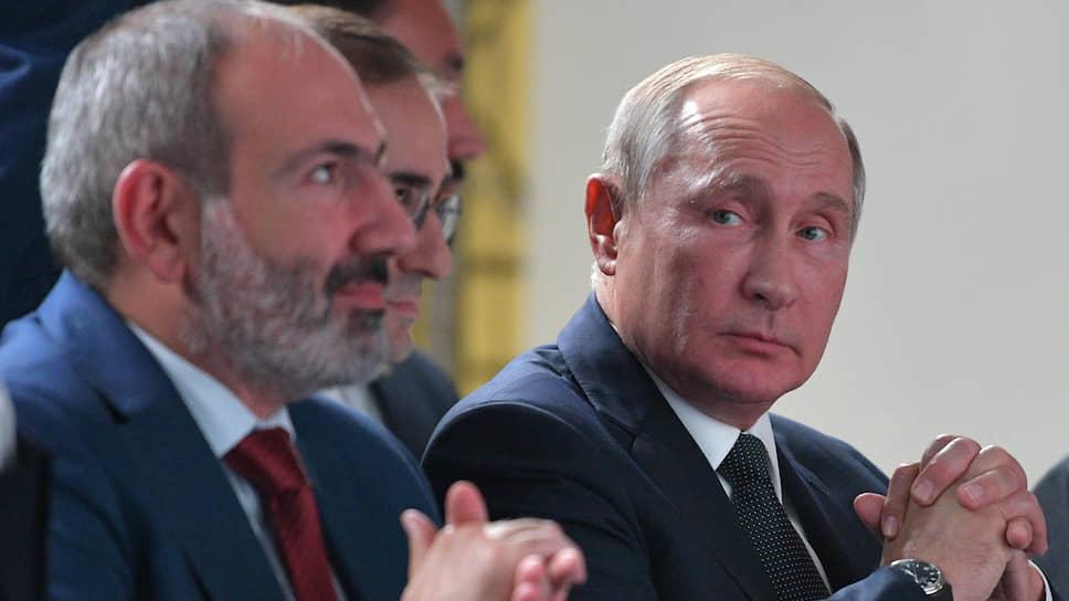 Доброе отношение Москвы теперь должно иметь свою цену.