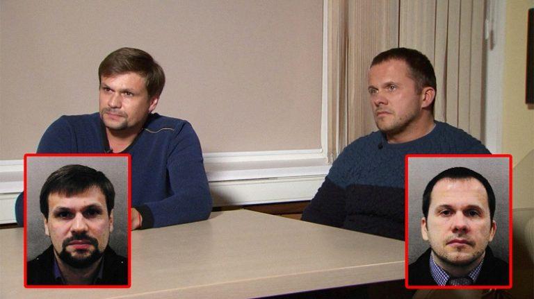 Раскрылся смысл фразы Путина о действиях Боширова и Петрова