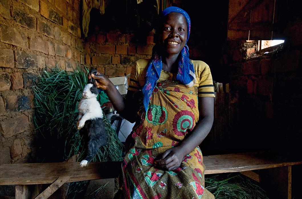 Фотопроект о жизни в Бурунди, второй по бедности страны мира
