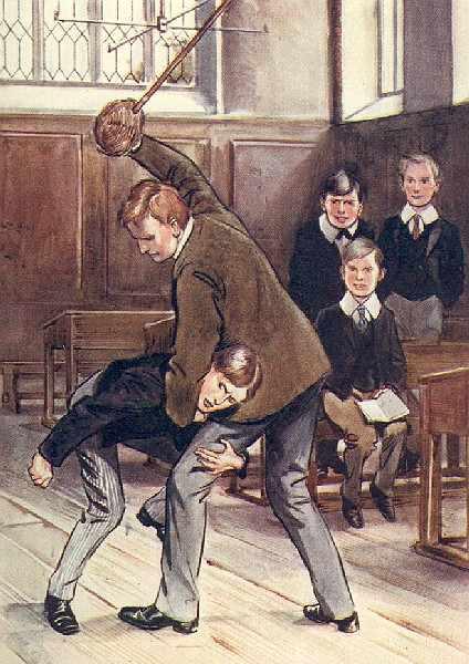 Следует ли пороть детей за воровство?