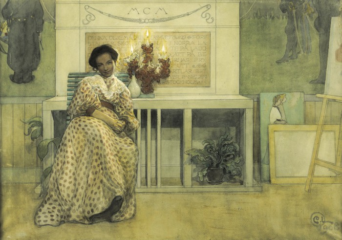 Carl_Larsson_-_After_the_prom_-_Google_A (700x491, 287Kb)